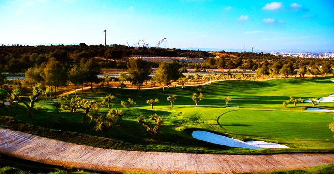 Portugal Golf Lumine Lakes (Ex.PortAventura North) Golf Course Teetimes