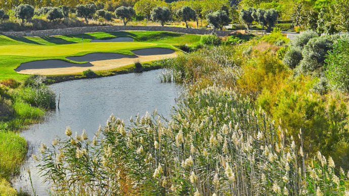 Portugal Golf Lumine Lakes (Ex.PortAventura North) Golf Course Two Teetimes