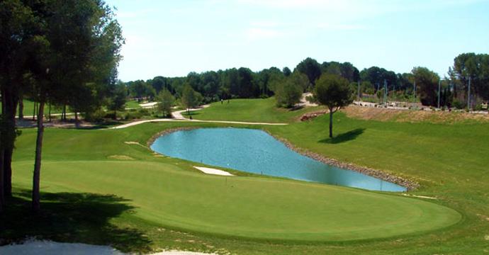 Portugal Golf Lumine Lakes (Ex.PortAventura North) Golf Course Two Teetimes