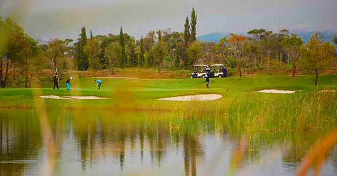 Portugal Golf Lumine Lakes (Ex.PortAventura North) Golf Course Three Teetimes