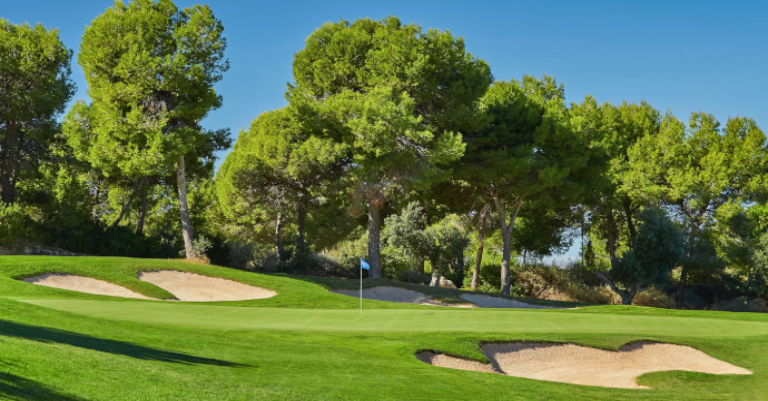 Portugal Golf Lumine Ruins (Ex.PortAventura Center) Golf Course Two Teetimes