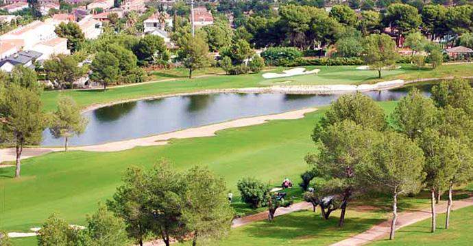 Portugal Golf Lumine Ruins (Ex.PortAventura Center) Golf Course Three Teetimes