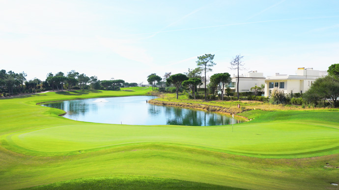 Portugal Golf Quinta do Lago North, South & Laranjal  One Teetimes