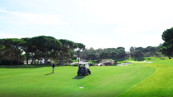 Portugal Golf Quinta do Lago North, South & Laranjal  Two Teetimes