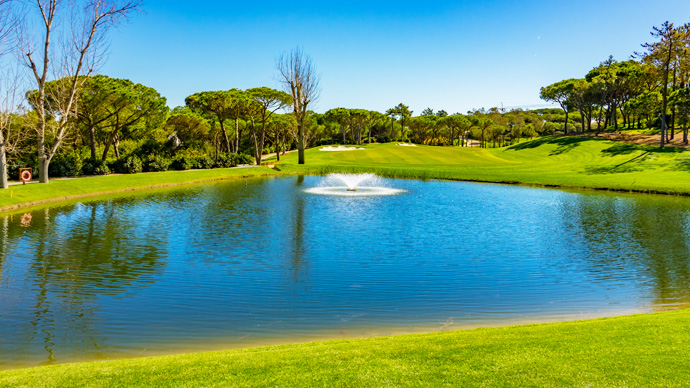 Portugal Golf Quinta do Lago North, South & Laranjal  Three Teetimes