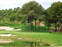 Lumine Hills Course - Green Fees