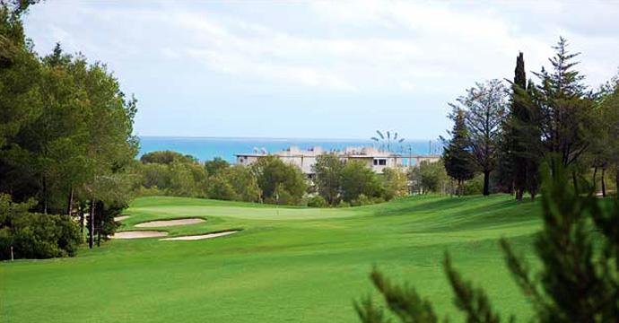 Portugal Golf Lumine Hills (Ex.PortAventura South) Golf Course Three Teetimes