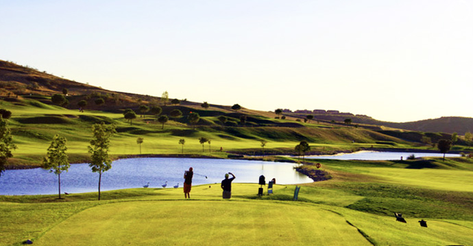Spain Golf Courses Retamares Casino Golf Club Teetimes