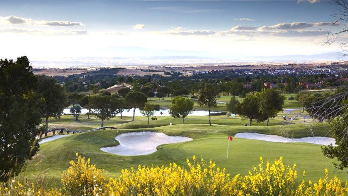 Portugal Golf Retamares Casino Club Golf Course Two Teetimes