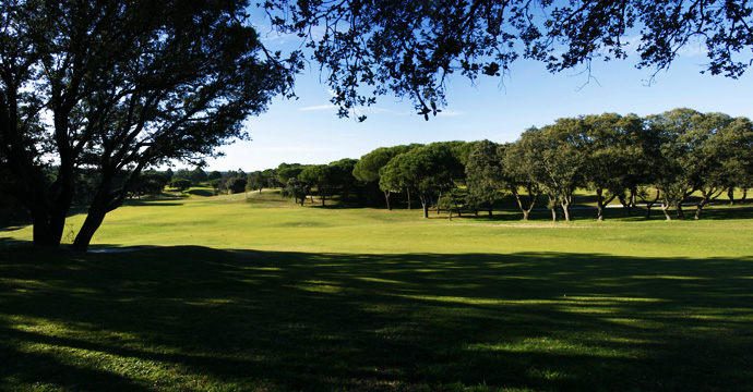 Portugal Golf Villa de Madrid yellow Golf Course One Teetimes