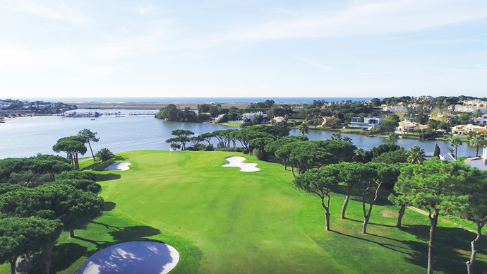Portugal Golf Quinta do Lago South & Laranjal Two Teetimes