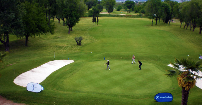 Spain Golf Courses La Base Aerea de Torrejón Teetimes