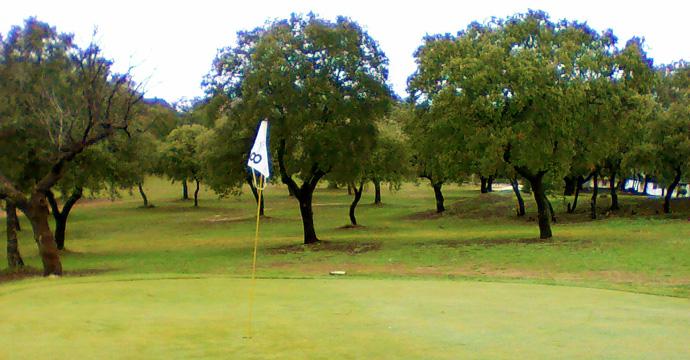 Portugal Golf El Encinar Golf Course Three Teetimes