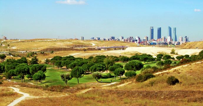 Spain Golf Courses La Moraleja II Teetimes