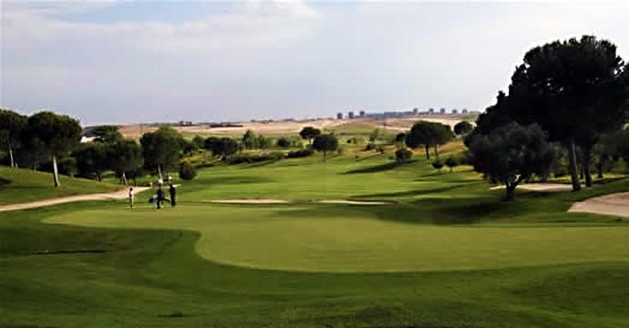 Portugal Golf La Moraleja II Golf Course Three Teetimes