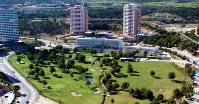 Portugal Golf Las Rejas Open Club Golf Course Teetimes