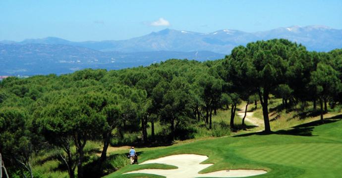 Portugal Golf La Puerta de Hierro Yellow Golf Course One Teetimes