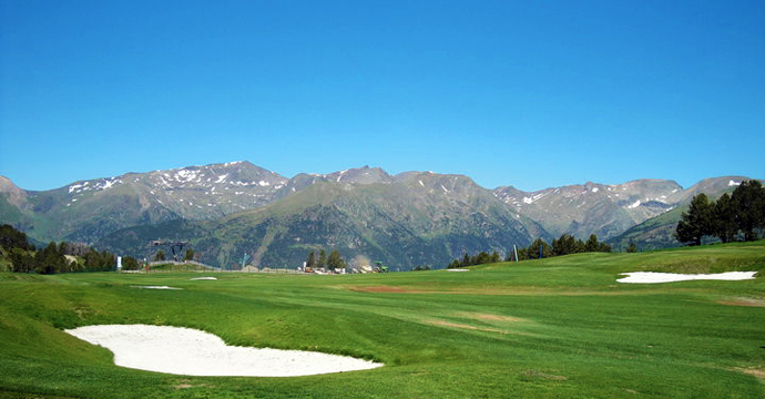 Spain Golf Courses | Grandvalira  Soldeu - Photo 1 Teetimes