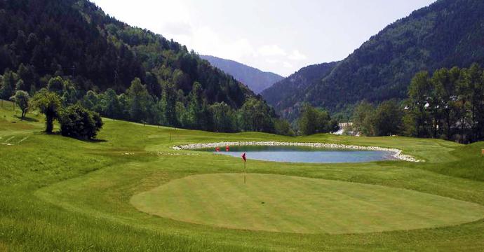 Portugal Golf Vall d'Ordino Golf Club Teetimes