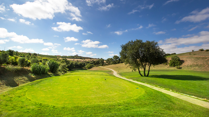 Portugal Golf Dolce Campo Real Golf Course Two Teetimes