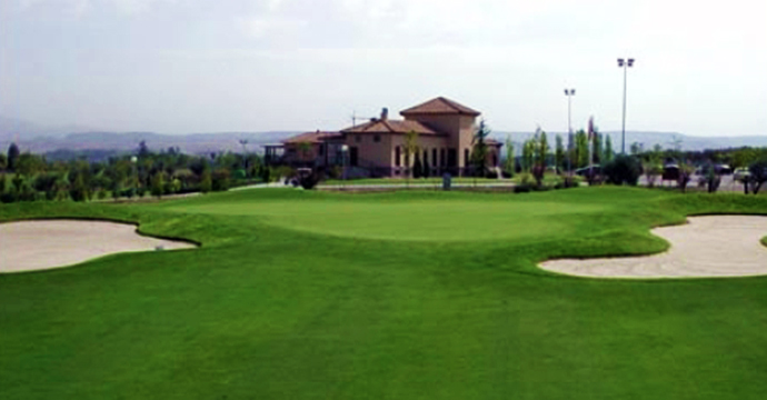 Spain Golf Courses Augusta Calatayud Teetimes