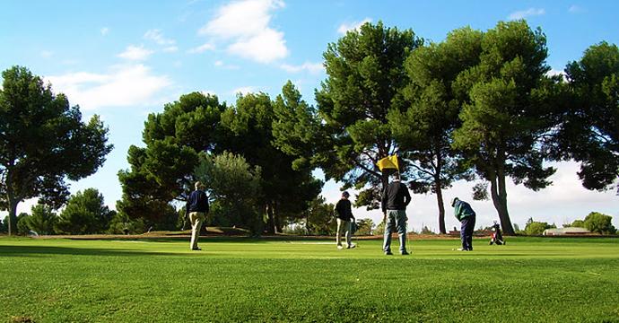 Spain Golf Courses | Real Aeroclub Zaragoza  - Photo 2 Teetimes