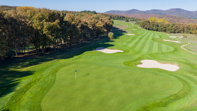 Spain Golf Courses Izki Urturi Teetimes