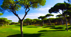 package 7 Nights Accommodation & 4 Golf Rounds