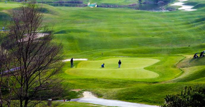 Portugal Golf San Sebastián Basozaba Golf Course One Teetimes