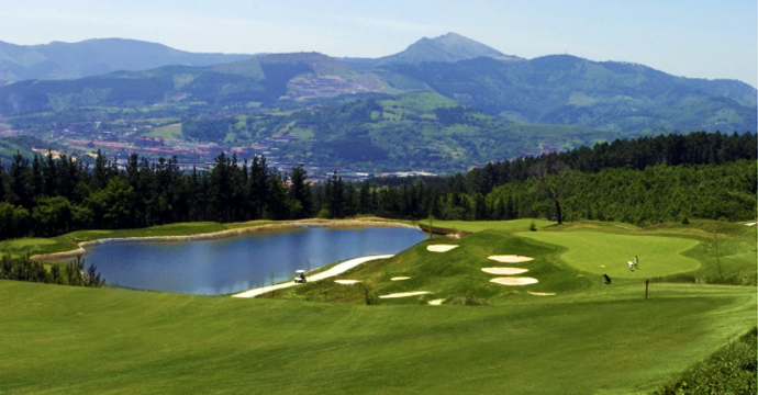 Portugal Golf Artxanda Golf Course Two Teetimes