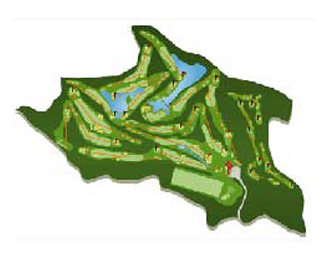 Meaztegi Golf Course map