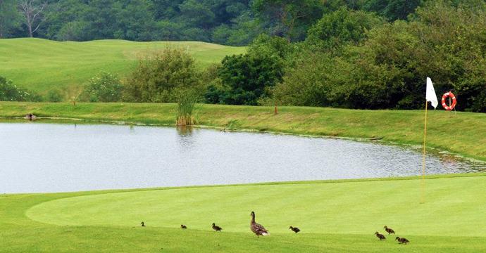 Portugal Golf Santa Marina Golf Course Three Teetimes