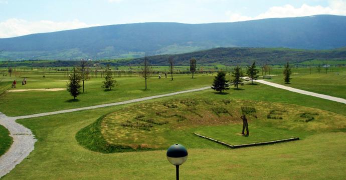 Portugal Golf Nestares Golf Course Three Teetimes