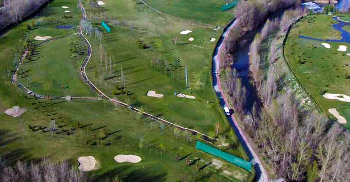Spain Golf Courses | Isla Dos Aguas   - Photo 1 Teetimes