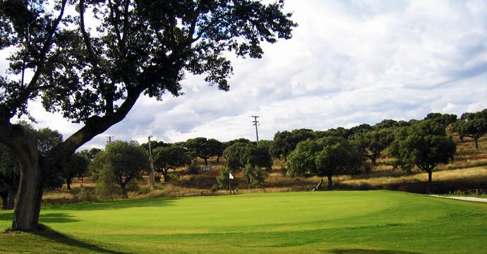 Portugal Golf Salamanca Golf Course One Teetimes
