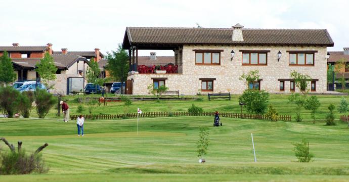 Spain Golf Courses   Las Llanas S.L. Ctra. Fresno   - Photo 7 Teetimes