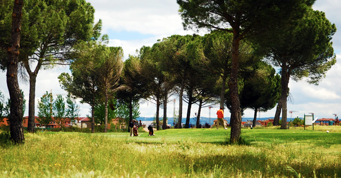 Spain Golf Courses Aldeamayor Teetimes