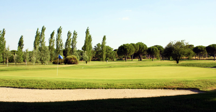 Spain Golf Courses Entrepinos Teetimes