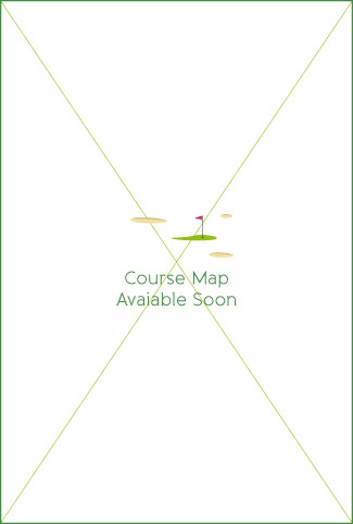 Guadiana Golf Course map