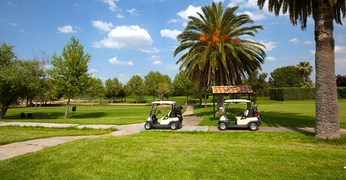 Portugal Golf Guadiana Golf Course Three Teetimes
