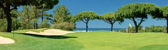 San Lorenzo & Pinheiros Altos - Golf Packages Portugal