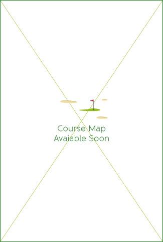 Val de Rois Golf Course map