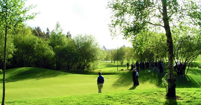 Portugal Golf Hercules Golf Course Teetimes