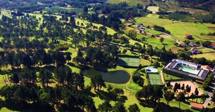Portugal Golf Real Aero Club de Santiago Golf Course Two Teetimes