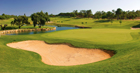 package 3 Nights BB & 3 Golf Rounds