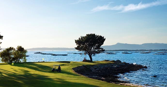 Portugal Golf La Toja Golf Course Three Teetimes