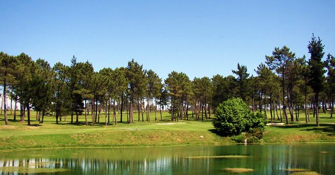 Portugal Golf Meis Golf Course Three Teetimes