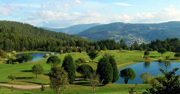 Portugal Golf Real Aero Club de Vigo Golf Course Two Teetimes