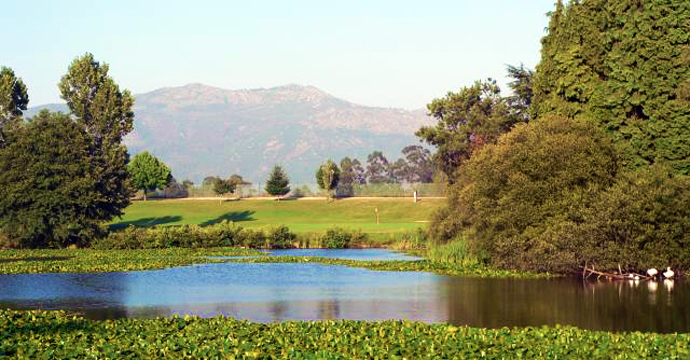 Portugal Golf Real Aero Club de Vigo Golf Course Three Teetimes