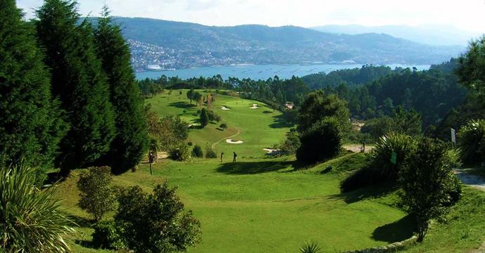 Spain Golf Courses Ría de Vigo Teetimes